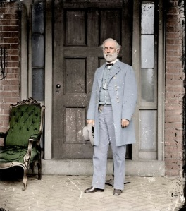 General Lee in Colour