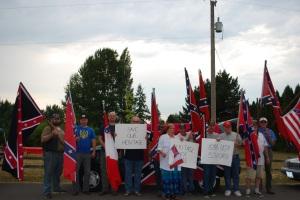 Flag Rally 2