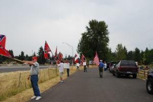 Flag Rally!